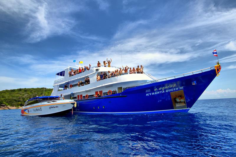 Manta Queen,MV Manta Queen, MV Manta Queen 3,Manta Queen 3