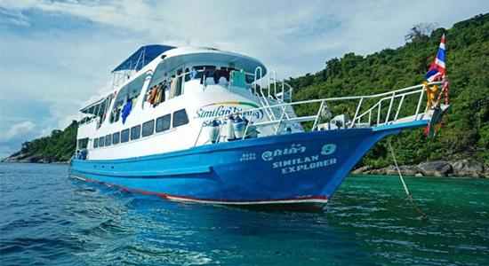 MV Similan Explorer, Similan Explorer