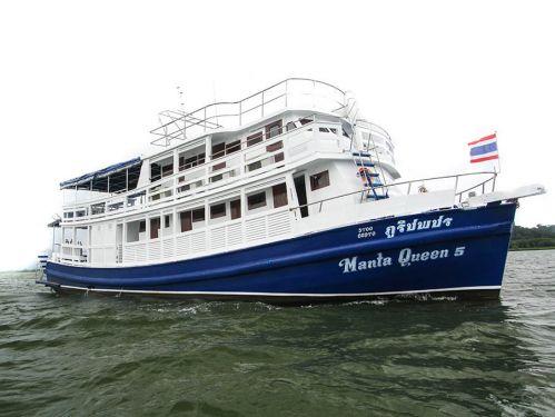 MV Manta Queen 5