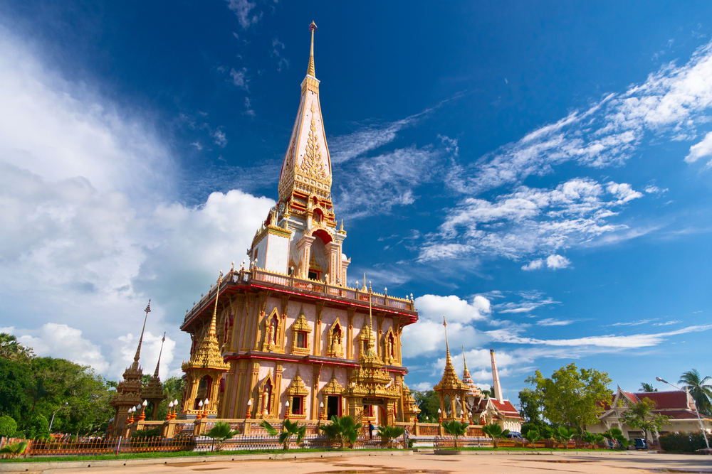 Wat Chalong Phuket