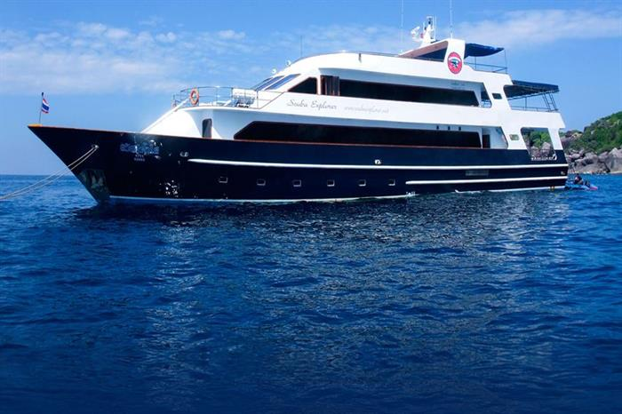 MV Scuba Explorer
