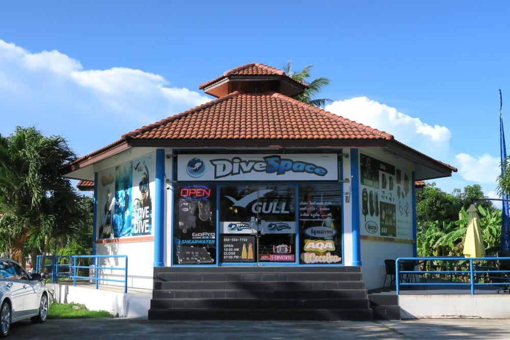 Divespace Phuket Thailand